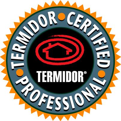 Termidor Certified Professional
